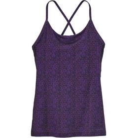 Patagonia Cross Beta Mouwloos Shirt Dames violet